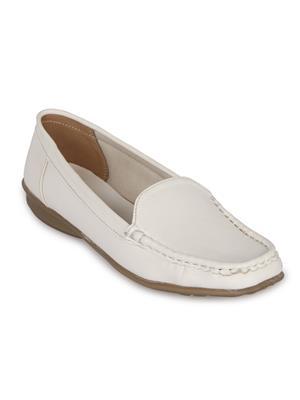 Torrini Y-111-02 White Women Loafer
