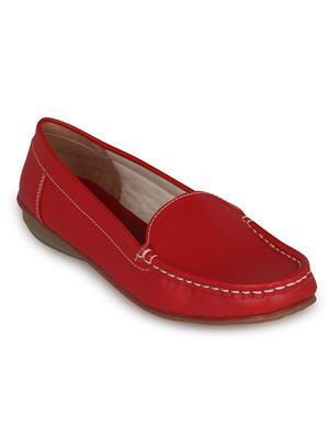 Torrini Y-111-05 Red Women Loafer