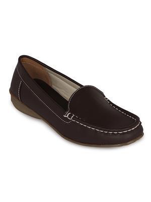 Torrini Y-111-06 Brown Women Loafer