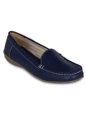 Torrini Y-111-18 Blue Women Loafer