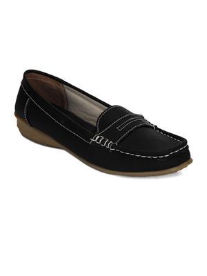Torrini Y-113-01 Black Women Loafer