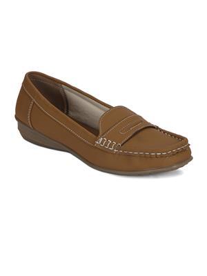 Torrini Y-113-04 Beige Women Loafer