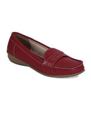 Torrini Y-113-05 Red Women Loafer