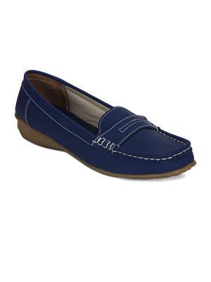 Torrini Y-113-18 Blue Women Loafer