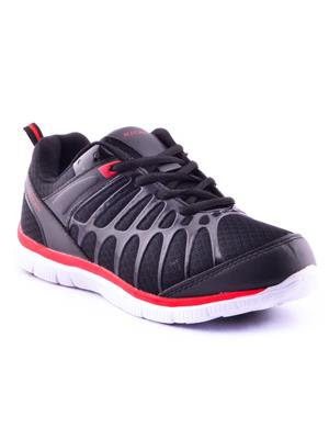 Escan Yoes71205-2 Black Men Sports Shoes