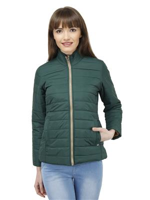 Duke Z2424 Green Women Jacket