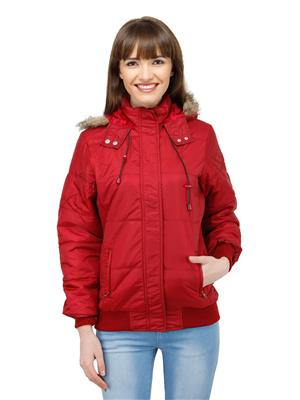 Duke Z6611 Red Women Jacket