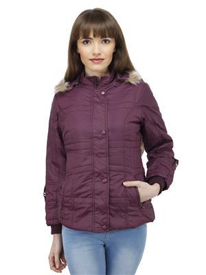 Duke Z6615 Purple Women Jacket