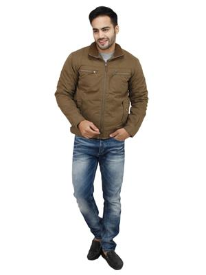 Duke  Z8007 Brown Men Jacket