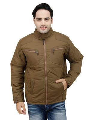 Duke Z8024 Brown Men Jacket