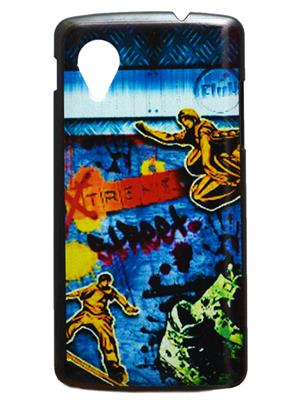 Denim D10 Multicolor  Print Nexus 5  Mobile Case Cover
