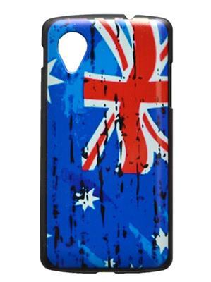 Denim D14 Blue  Print Nexus 5  Mobile Case Cover