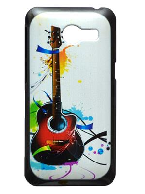 Denim D1  White Print Zenfone 4  Mobile Case Cover