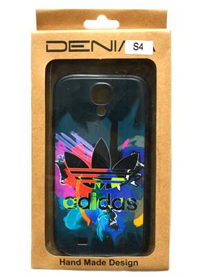 Denim D26 Multicolor  Print Galaxy  S 4  Mobile Case Cover
