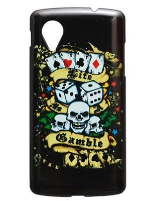 Denim D8   Black  Print Nexus 5  Mobile Case Cover