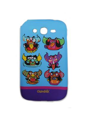 Case C1  Multicolor  Printed  Samsung Galaxi Core 2  Mobiles  Case