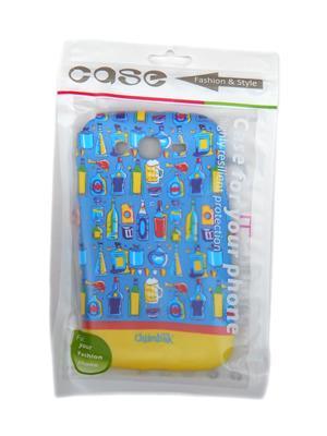Case C3  Multicolor  Printed  Samsung Galaxi Core 2  Mobiles  Case