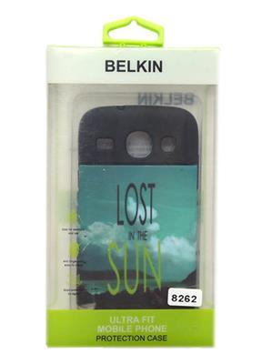 Belkin 8262 Black  Printed Mobiles  Case
