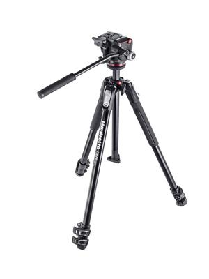Manfrotto  MK190XPRO4  Kit Alu 4-S Tripod and Ball Head