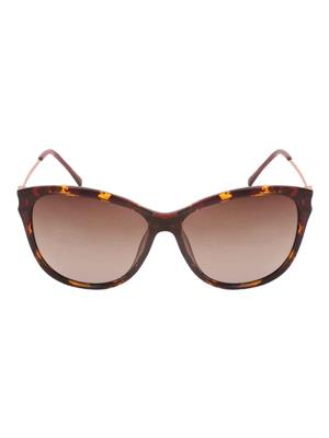 Barcode 6201C62  Brown  Women Cat-Eye