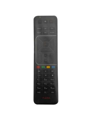 Airtel  a2 Black Remote Controller