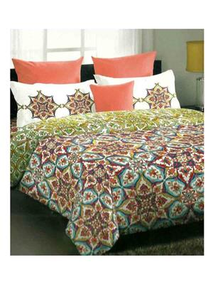 WESTA HOME 9241832 Multicolored Double BedSheet