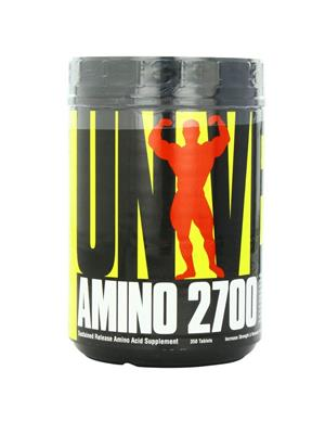 Universal Nutrition Amino 2700/350 TAB Sustained Release Amino Acid Supplement