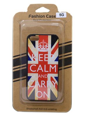 Fashion Case FC33  Multicolor  Print  Apple 5 G Mobile Case Cover