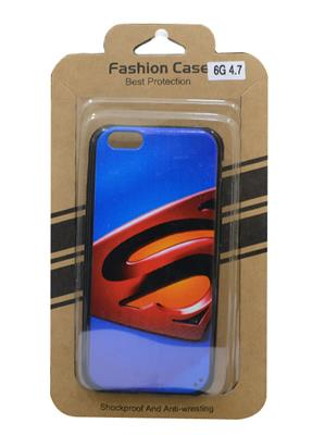 Fashion Case FC32  Blue   Print  Apple 6G 5.5  Mobile Case Cover