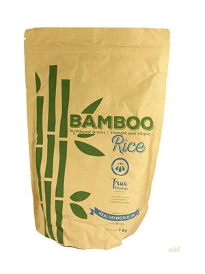 True Elements Bamboorice Nutritional Ric e