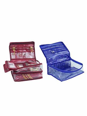 Bahurani Boutique BBDV001 Multi Color Women Vanity Box Combo Pack