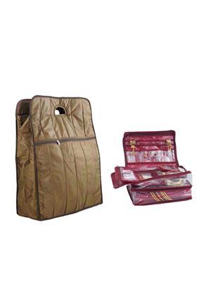 Bahurani Boutique BBDV002 Multi Color Women Vanity Box Combo Pack
