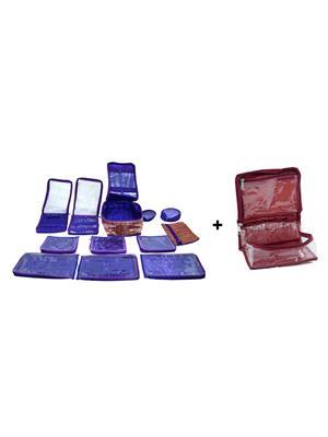 Bahurani Boutique BBFJB002 Multi Color Women Vanity Box Combo Pack