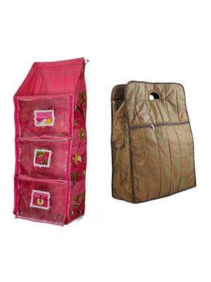 Bahurani Boutique BBHAP001 Multi Color Women Almirah Combo Pack