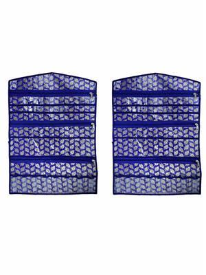 Bahurani Boutique BBHVPPR02 Multi Color Women Vanity Box Combo Pack