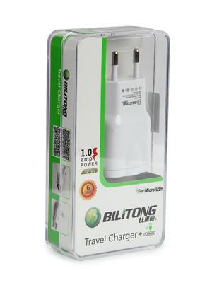 Bilitong Bcu-1 White Usb Travel Charger