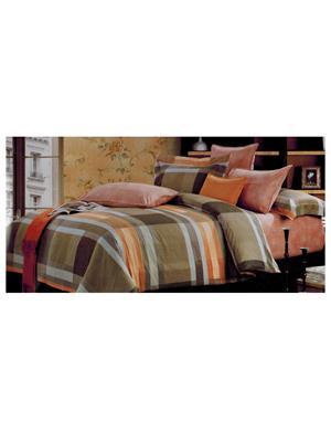 TIMA BIG10 Multicolored Double Double Bedsheet