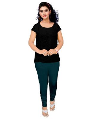 SHIMOLI bl2  Black Women Leggings