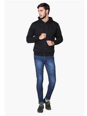 Lee Marc  Black-2 Men Sweatshirts