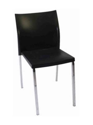 Testo Furniture black3  Black Chair