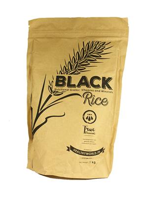 True Elements Blackrice Nutritional Rice