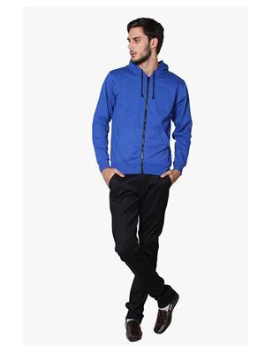 Lee Marc  Blue Men Sweatshirts