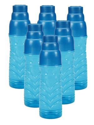Fairfood 07 Blue Freeze Bottle Set Of 6