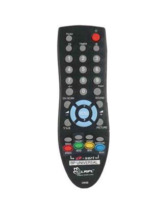 BPL  bpl1 Black  Remote Controller
