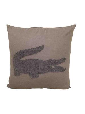 Decorize br1 Brown  Printed Cushion