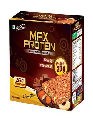 RiteBite Max Protein Choco Slim 6 piece pack