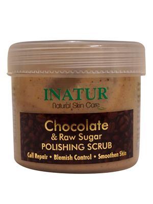 Inatur chocolate face scrub Skin Care