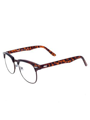 Maesta co14 Brown Unisex Wayfarer Sunglasses