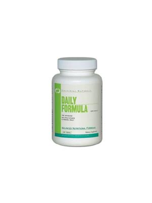 Universal Naturals Daily Formula/100 TAB The Advanced Multiple Vitamin & Mineral Complex