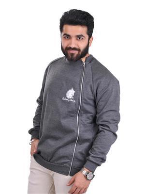 Desteeny Designs Dd-3 Grey Men Sweatshirt
